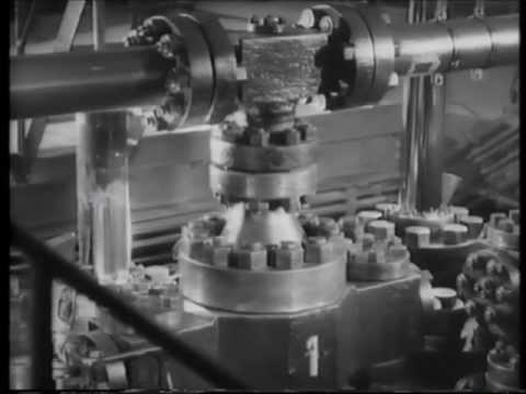 """Industriefilm """"Werk am Strom"""" (C) 1952 BASF"""