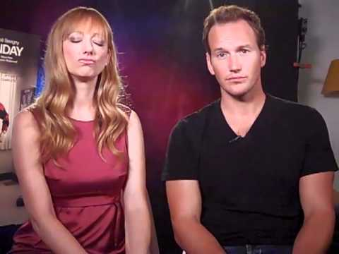 """Patrick Wilson and Judy Greer:  """"Barry Munday"""""""