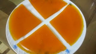 আমস্বত্ত/আমশি তইরীর সহজ রেসিপি||How to make Bangladeshi Mango papad||Aam Shotto recipe||