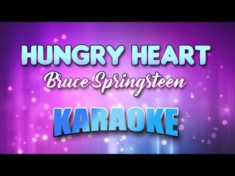 Bruce Springsteen - Hungry Heart (Karaoke & Lyrics)