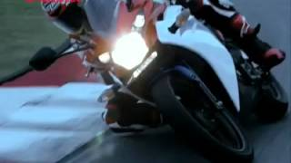 iklan TV Honda CBR 150R