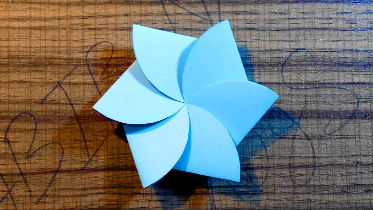 Flower Envelope Card Tutorial By Habib Nabil Youtube