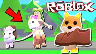 😱 I SPEND ALL MY MONEY ON THE NEW TOYS FOR MY PETS IN ADOPT ME😱- ROBLOX