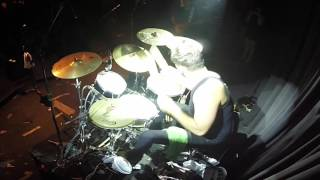 drum solo adriano pezao rock and roll led zeppelin