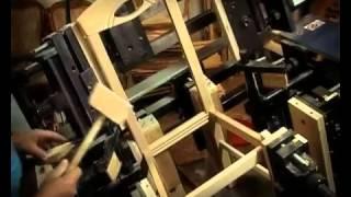 Как делают стулья из массива древесины | Деревянные стулья(, 2016-05-05T11:05:58.000Z)