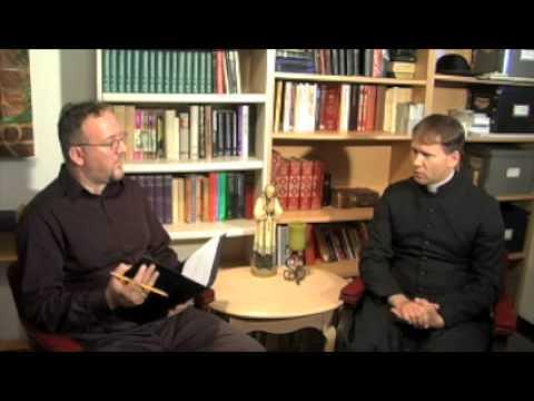 New Interview Part III Fr. Fryar FSSP