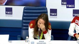 Российские гандболистки про предложения руки и сердца