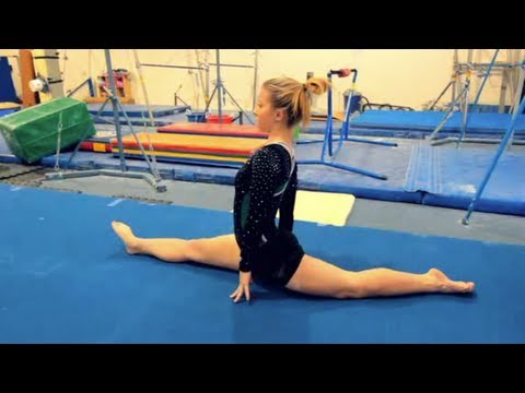 How to Do Perfect Splits | Gymnastics - 27.2KB