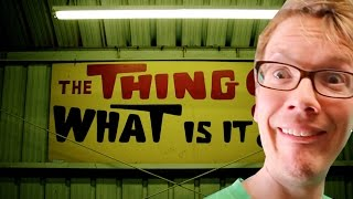 Reaction Video: THE THING!