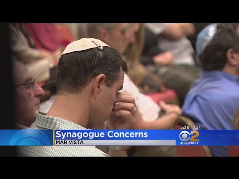 Security Concerns At LA Synagogues After Pittsburgh Shooting