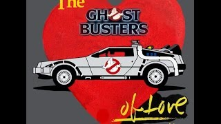 Mashup of Ray Parker Jr.'s 'Ghostbusters (Searchin For The Spirit)'...