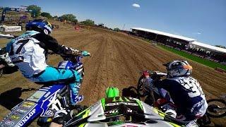 GoPro: Adam Cianciarulo Moto 1 - Hangtown MX Lucas Oil Pro Motocross Championship 2015