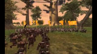 This is a little preview video for the Lothlórien faction of the DC...