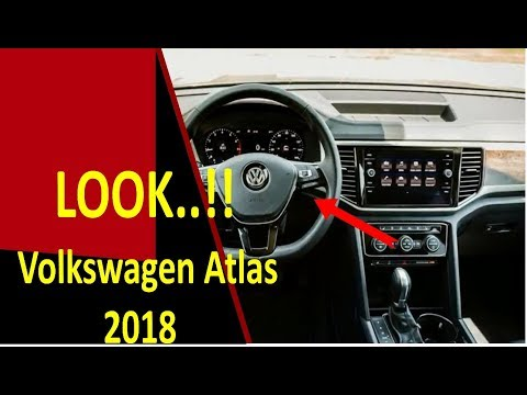 LOOK..!! key fob to the all-new 2018 Volkswagen Atlas