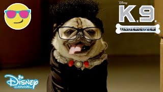 K.C Undercover   The Getaway Driver - K-9 Undercover ????  Official Disney Channel UK