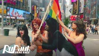 RuPaul's Drag Race (Season 8 Ep. 7) | Story Time: Bob Got Arrested | Logo