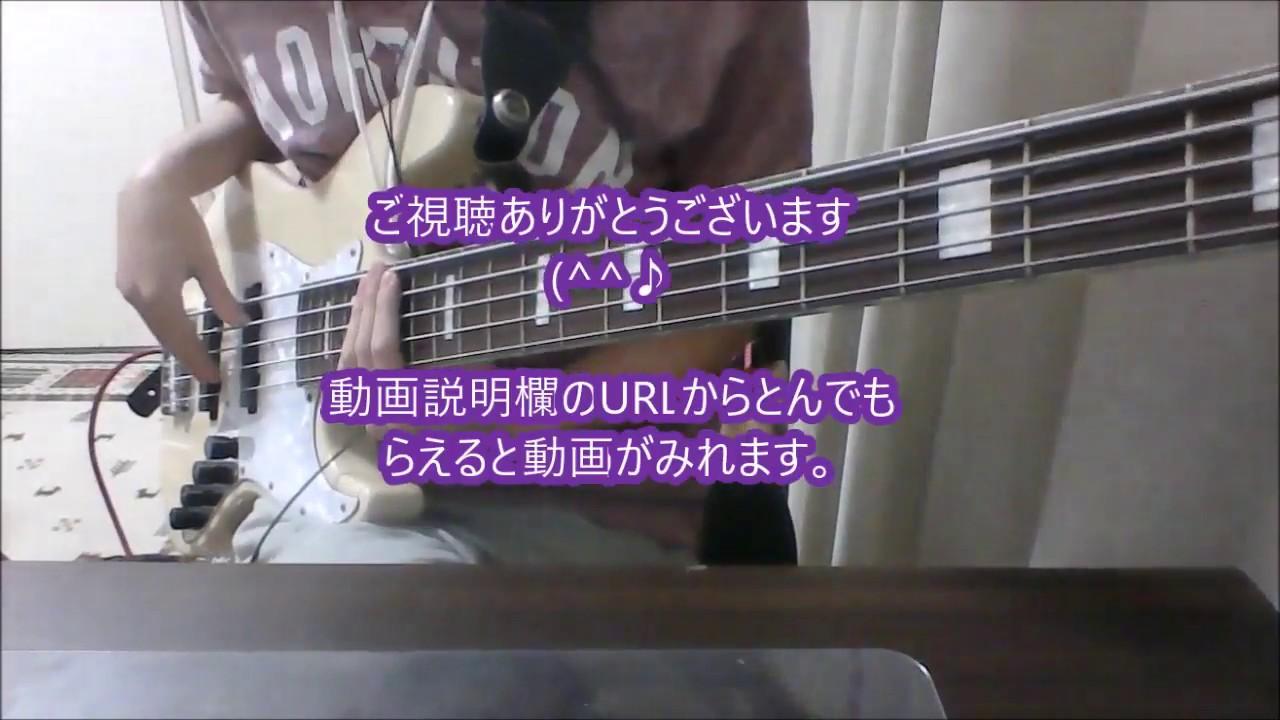【欅坂46】風に吹かれても 弾いてみた【Bass】 - YouTube