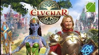 Elvenar - Android Gameplay HD