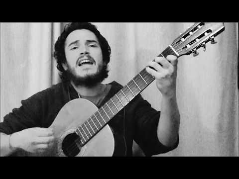 adios muchachos tango cover Esteban Reyes