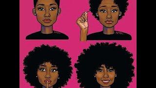 My Natural Hair After Biotin Thumbnail
