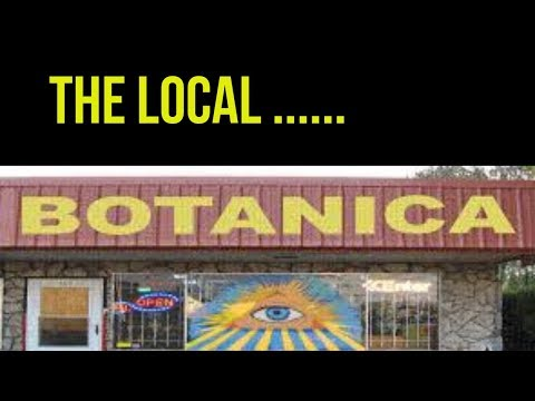 What is your Local Botanica?