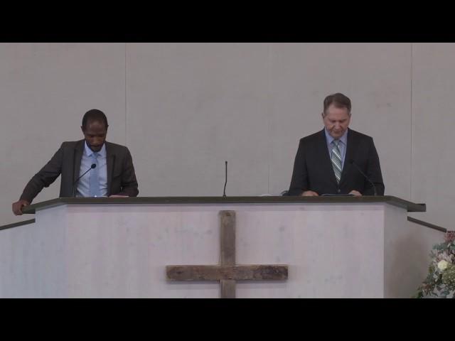 Sunday Service Kwasizabantu - Mar 29, 2020
