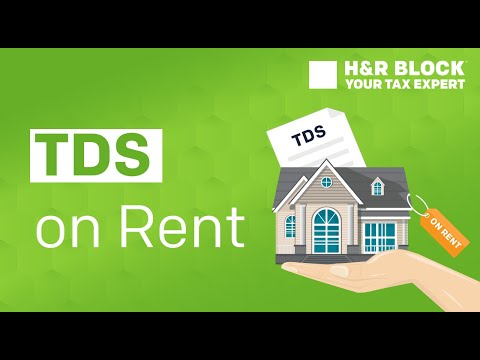 Section 194I Of The Income Tax Act:What Is TDS On Rent?