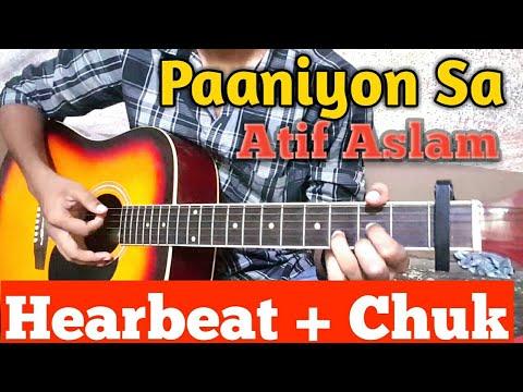 Paniyon Sa - Atif Aslam Guitar Chords Cover Lesson II Satyamev Jayate