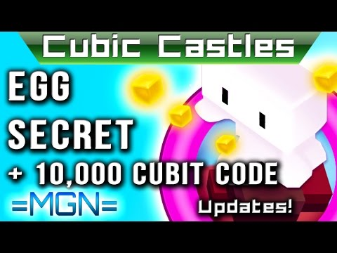 Secret Easter Egg Collection Tip! + 10,000 Cubit Code