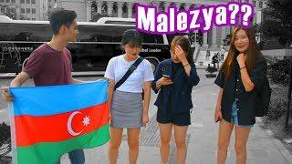 KORELİLERE AZERBAYCAN BAYRAĞINI SORDUK