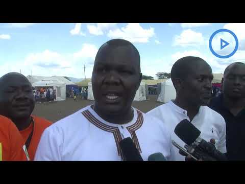 Turkana residents challenged to prevent eye diseases  through proper hygiene and diet thumbnail