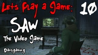 Let's Play Saw - Part 10 - The Video Game - Dansgaming HD Walkthrough