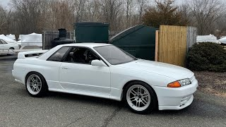 homepage tile video photo for SCAMMER FIXES THE GALANT VR4 SITUATION! (PETES GTR IS DONE!)