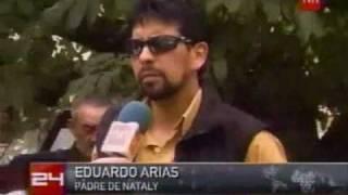 Famila de Nataly Arias pide JUSTICIA!!!