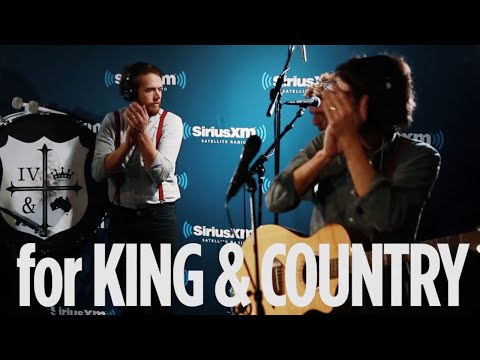 For King & Country —