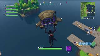 Search Between Three Boats Battle Pass Emblem | Fortnite BR Week 8 Challenges