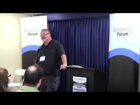 Kim Gasaway - Santa Fe Springs Speaker's Forum 6/21/13