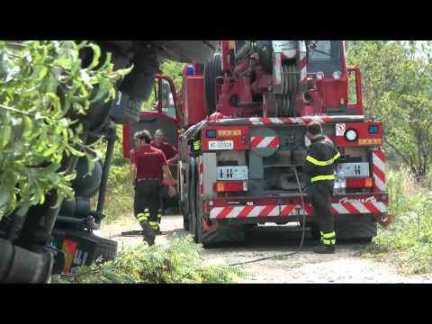 Gruppo Editoriale Umbria Journal, Muore camionista a Umbertide