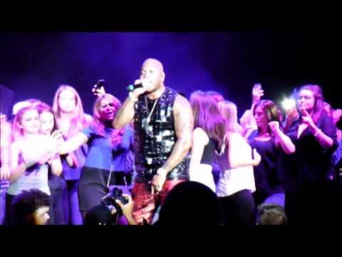 Tara Lopez Greater Vancouver Radio On Location Flo Rida Concert
