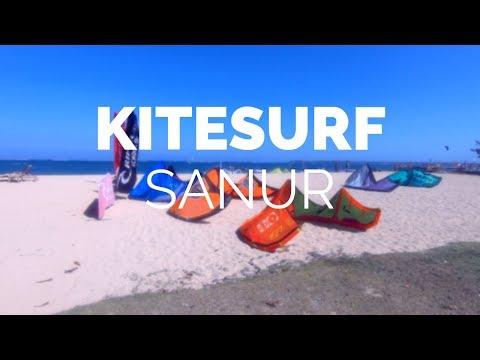 Learning To Kitesurf In Sanur | Bali