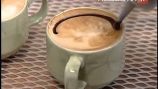 Хочу и могу. Научиться рисовать на кофе(Расписывать белым по чёрному или чёрным по белому, мечтала менеджер по подбору персонала Надежда., 2013-12-04T11:39:16.000Z)