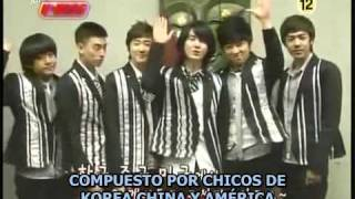 u-kiss all about español ep1 - 1