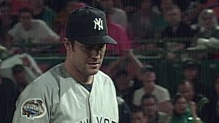 WS2003 Gm3: Mussina K's Castillo to get out of 7th