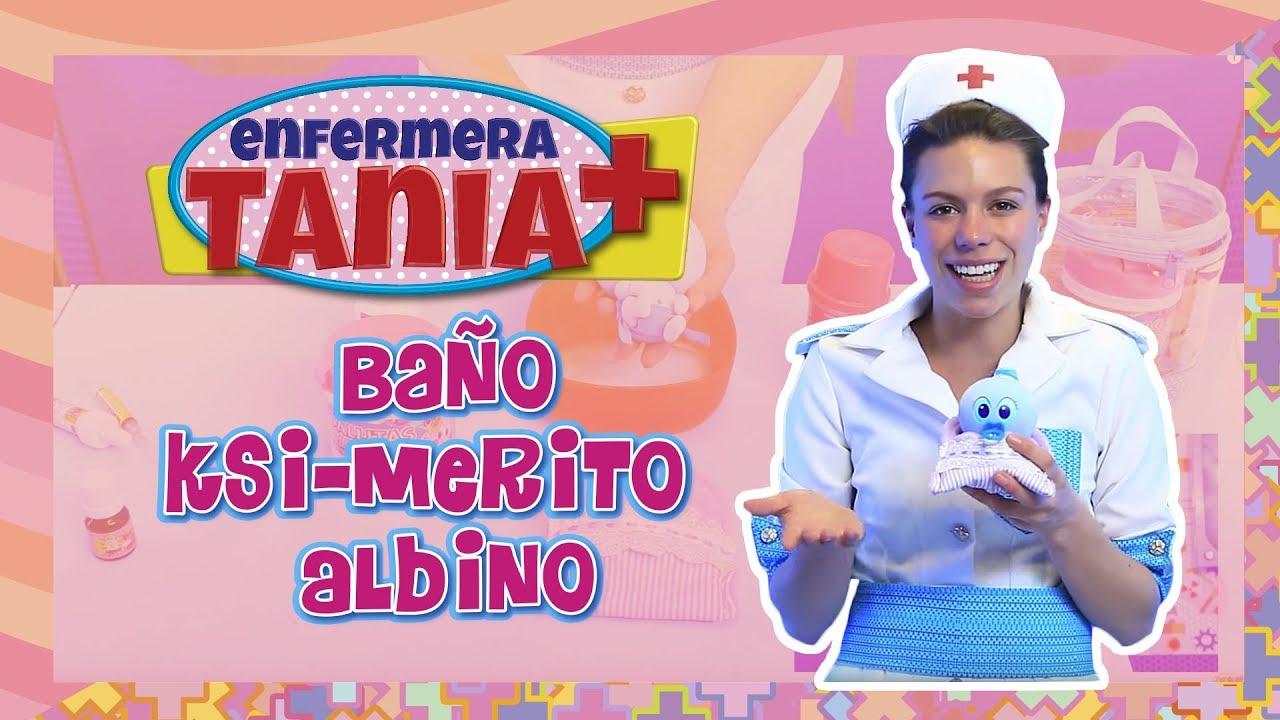 Enfermera Tania Ba 241 O Ksi Merito Albino Youtube