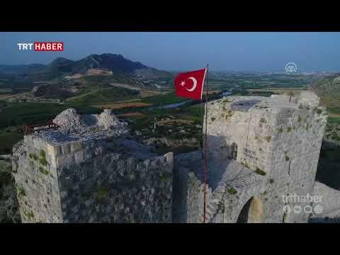 Adana'daki tarihi Yılankale ilginç hikayesiyle turist çekecek
