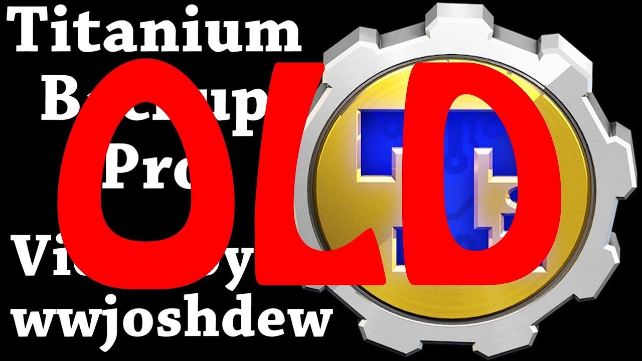 titanium backup 5.7.2