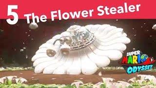 Mario Odyssey Part 5-The Flower Stealer