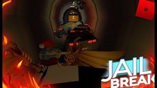 Cars Vs Jailbreak Train!   Roblox Jailbreak (FT Fans)