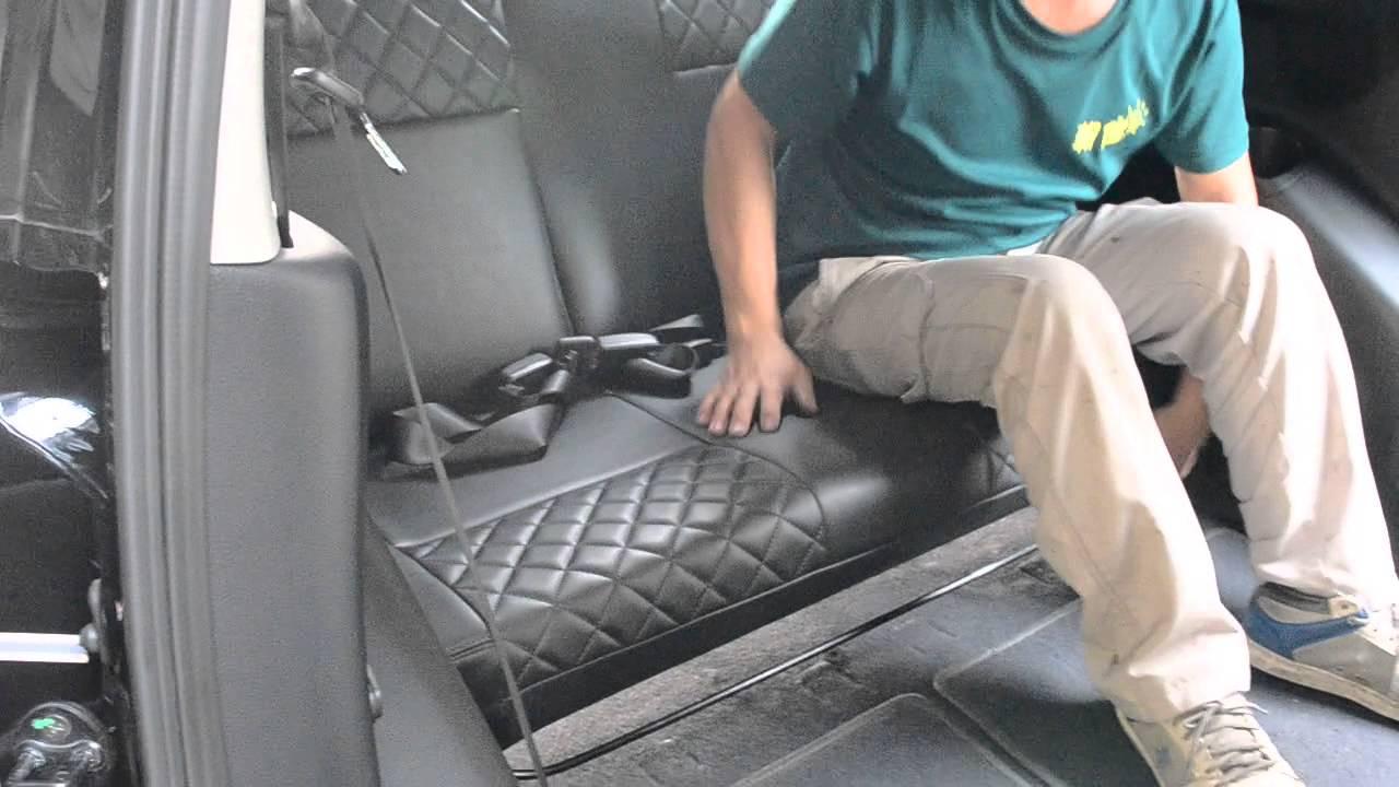 *朝陽汽車裝潢* Luxgen 7 MPV 車床小空間 第三排大人乘坐也舒適 - YouTube