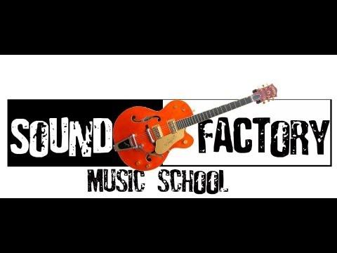 Sound Factory Music School - Waterloo, ON